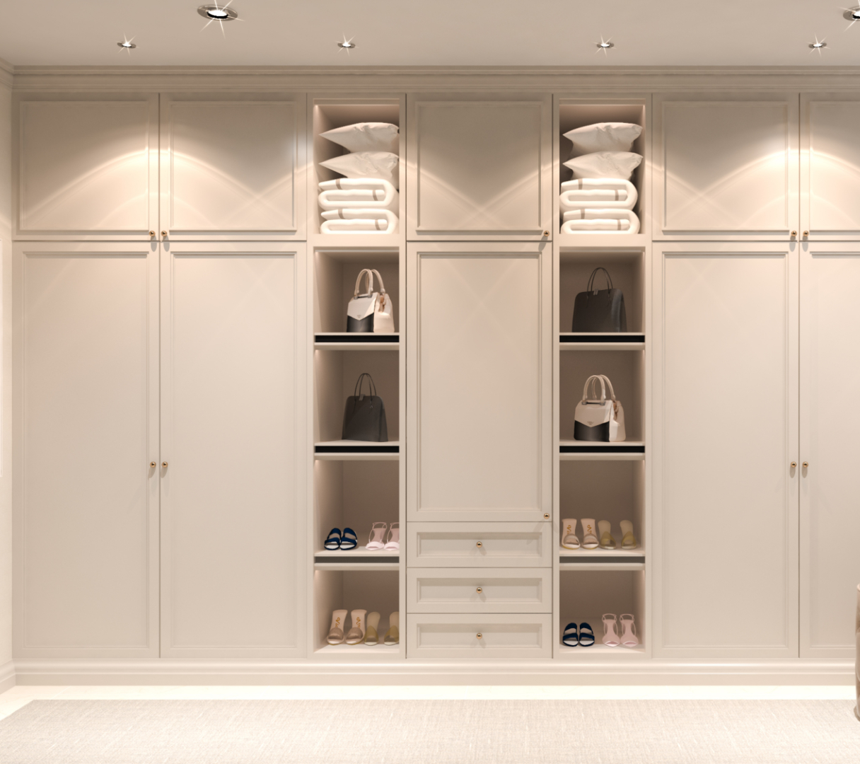 fitted wardrobes uk