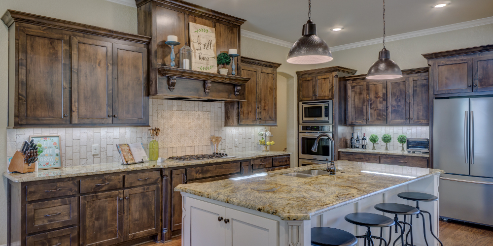 Traditional Fitted Kitchen