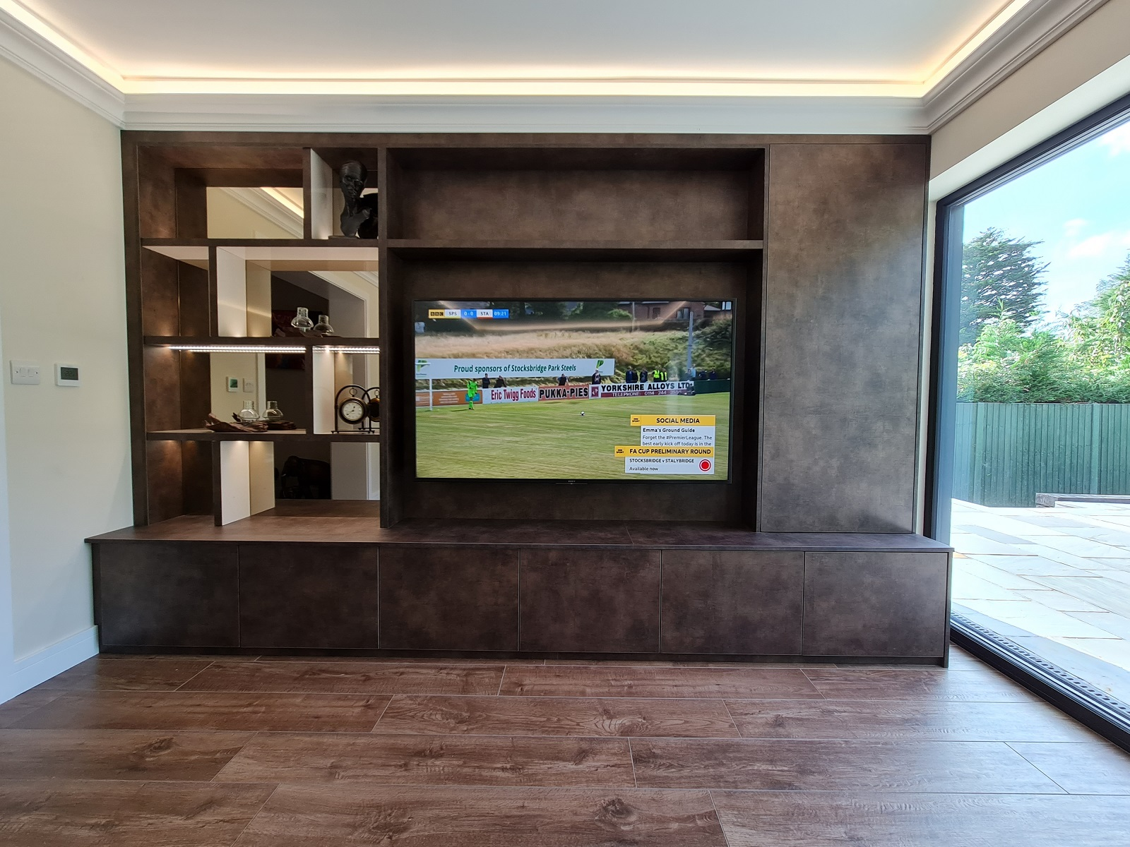 Organise & Stylise Living Room