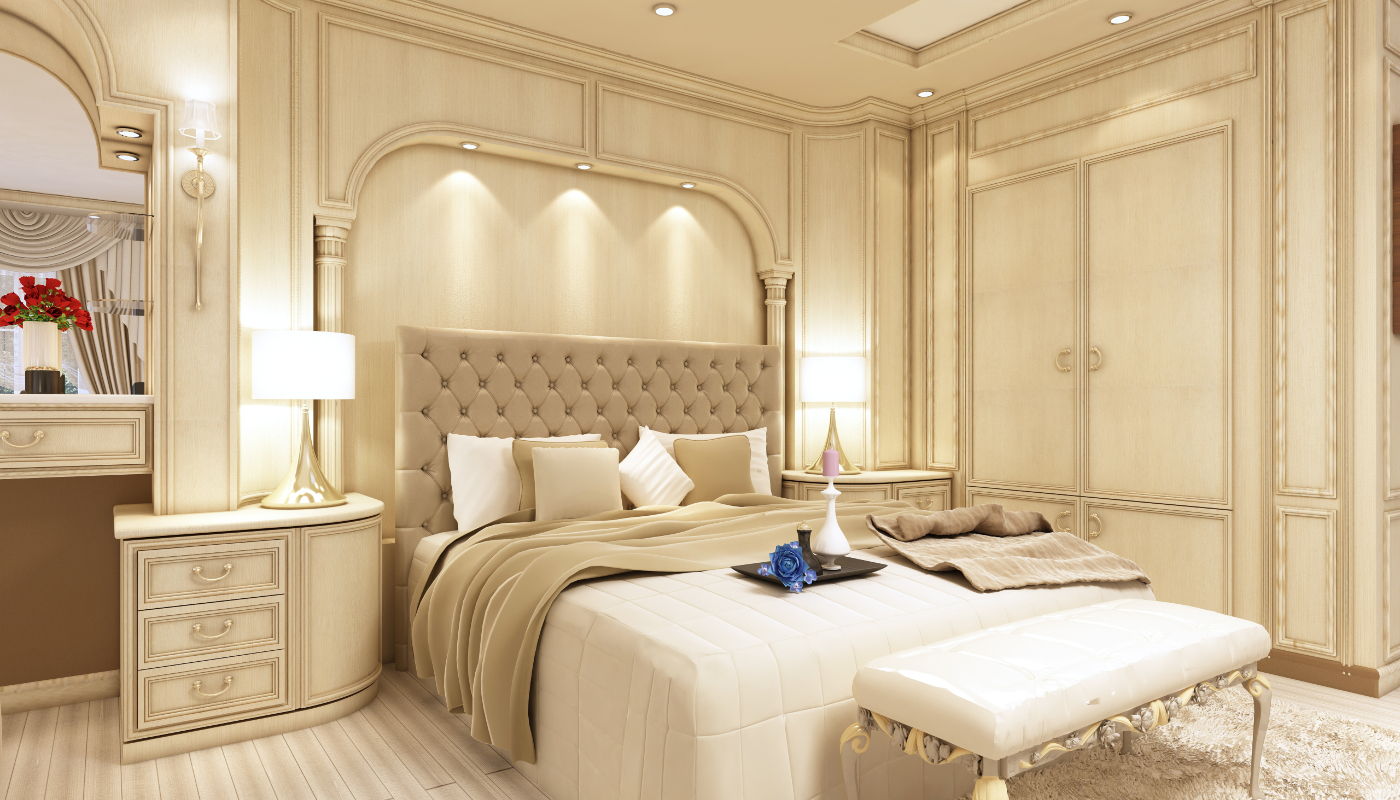 Luxurious Fitted Bedroom