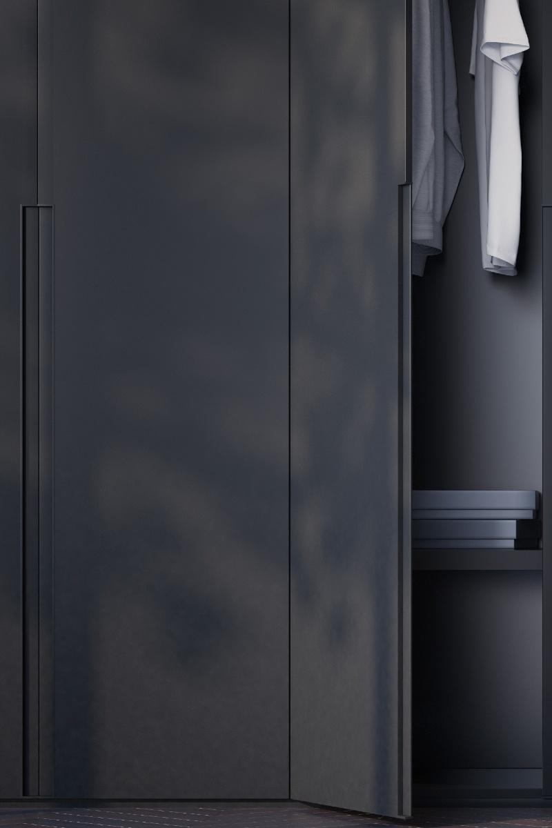 Black Wardrobes – Classy & Chic