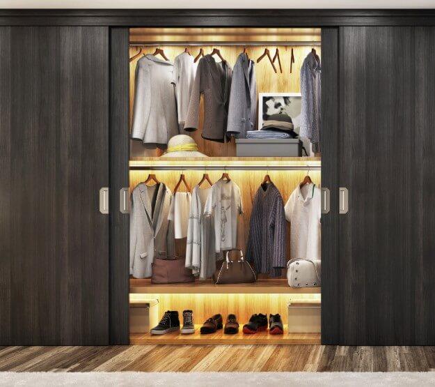Bespoke Fitted Wardrobe Designs