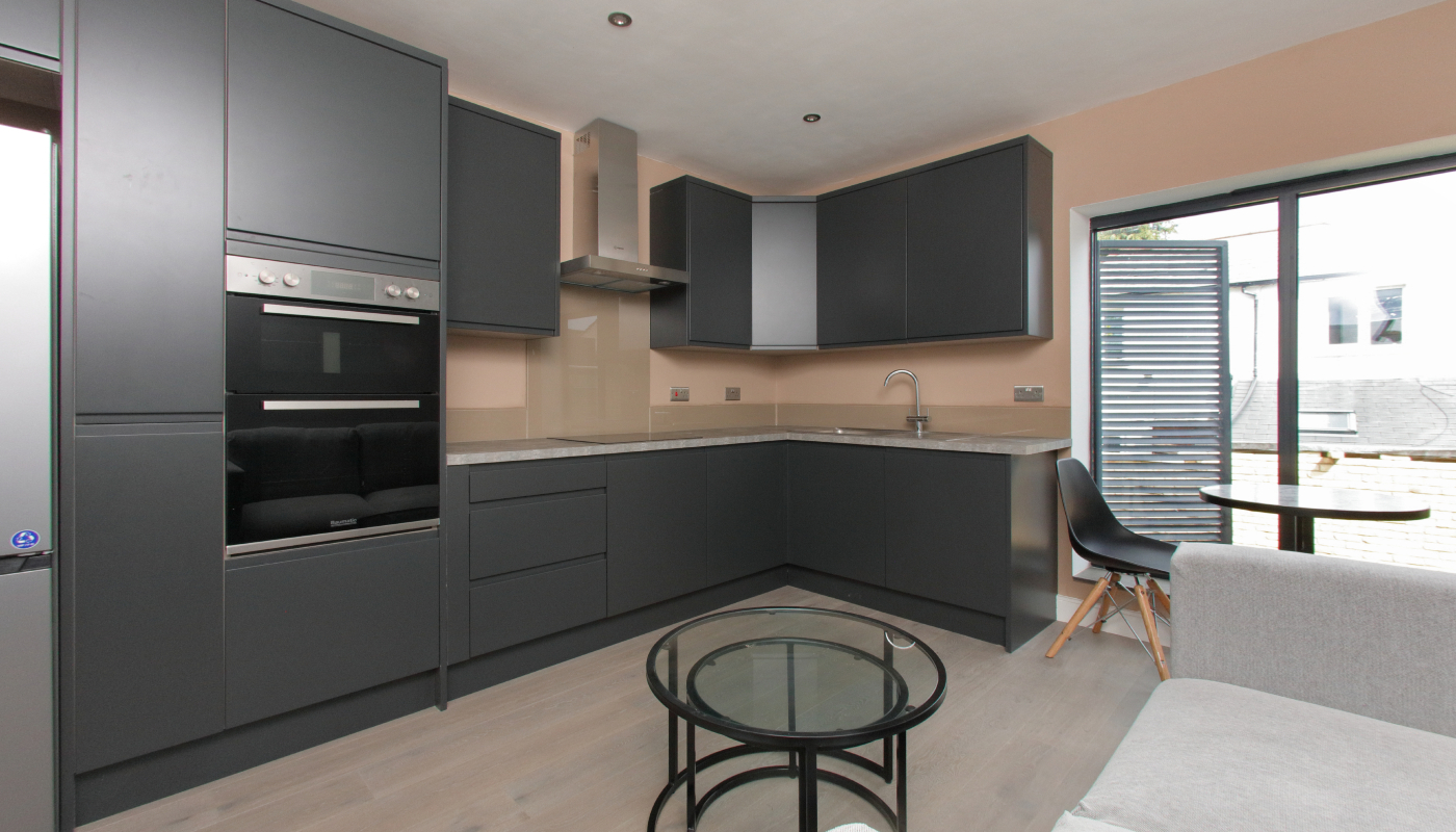 Styled & Themed Kitchen
