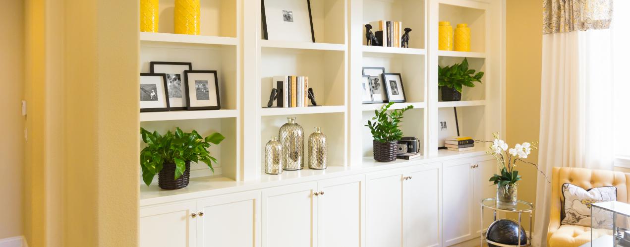Shaker Style Living Room