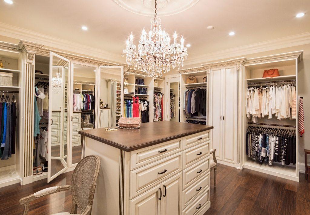 luxurious wardrobe designs